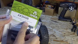 SCX10 Upgrade #1 Axial Steering Link Upgrade Kit AX30426