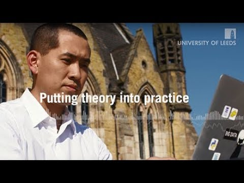 Masters study at Leeds University Business School