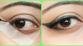 Different Techniques to Apply Eyeliner for Beginners