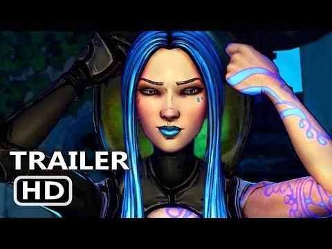 Play BORDERLANDS 3 Official Trailer (2019) Blockbuster Game HD