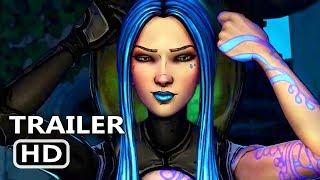BORDERLANDS 3 Official Trailer (2019) Blockbuster Game HD