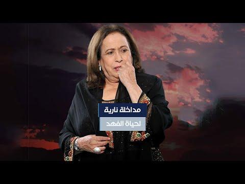 تصريحات نارية لفنانة كويتية  - 20:08-2020 / 4 / 1