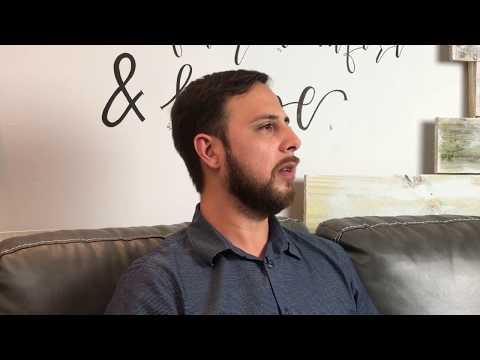 Damian Dominguez un Testimonio de Esperanza