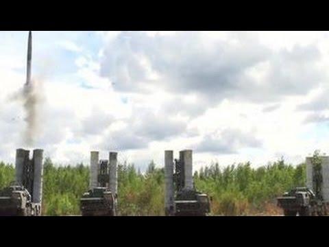Зенитные ракетные войска отмечают 55-летие
