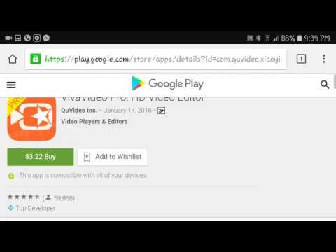 Tutorial: How To Download Vivavideo Pro For Free (easy Way)