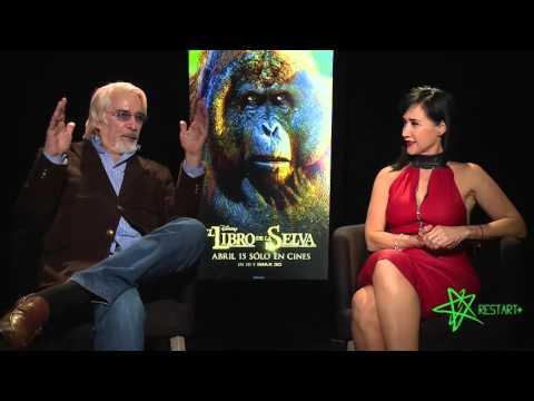 Entrevista con Enrique Rocha y Susana Zabaleta por El Libro de la Selva