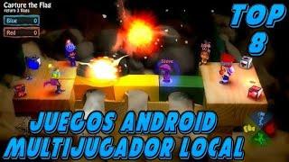 ?Los 8 Mejores Juegos Android Multijugador Local