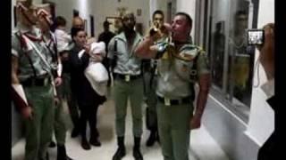 Legión Española, el mejor cornetín de su historia.