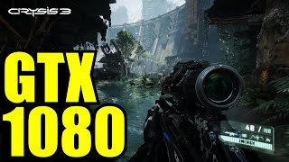 Crysis 3 GTX 1080 OC | 1080p - 1440p & (4K) 2160p Maxed Out | FRAME-RATE TEST