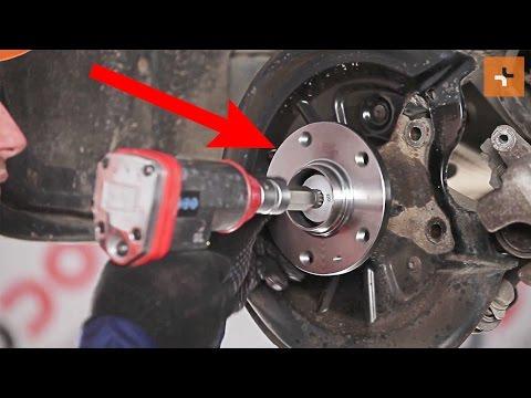 Guide S 229 Byter Du Hjullager Bak P 229 Skoda Superb 2 Youtube