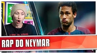 REACT RAP DO NEYMAR ft. KANHANGA (Tauz)