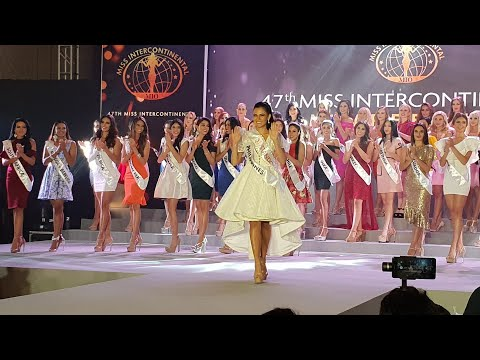 Miss INTERCONTINENTAL MEDIA PRESENTATION