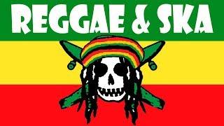 REGGAE MUSIC - REGGAE & SKA Music Mix - Reggae Instrumental Music