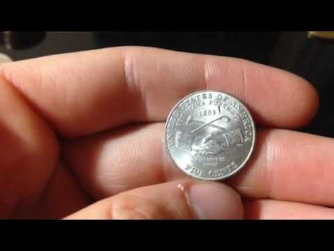 2004 United States Nickel: Louisiana Purchase