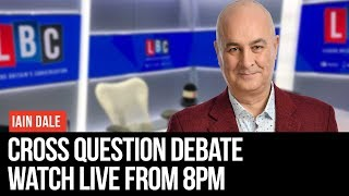 Cross Question with Iain Dale: 16 October 2019