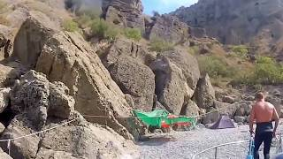 Развлечения и отдых в трех стихиях Крыма (вода, земля, воздух). Пансионат