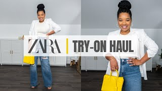 Zara Try On Haul | 2021 Fall Transition Outfits
