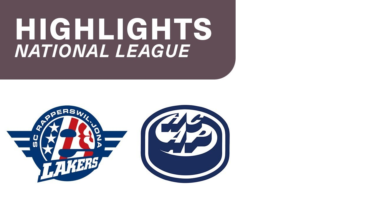 SCRJ Lakers vs. Ambri 3:0 - Highlights National League