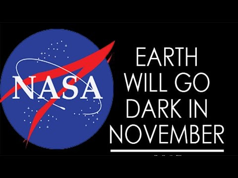 NASA Confirms Earth Will Experience 15 Days Of Darkness November 2017