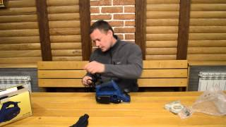 Рубанок электрический Ритм РЭ 1100 С выборкой четверти!(Рубанок электрический Ритм РЭ 1100 видео обзор., 2014-04-16T19:04:08.000Z)