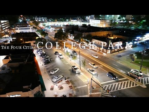 The Four Cities - The City of College Park