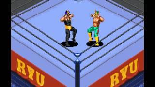 Super Fire Pro Wrestling X Premium - Vizzed.com GamePlay (rom hack) - User video