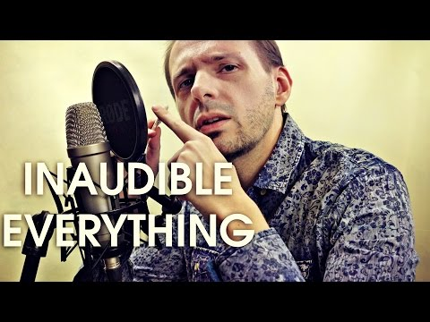 ASMR Inaudible Everything (AGS)