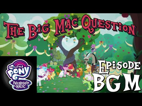"""Apple Clues"" - My Little Pony: Friendship Is Magic BGM"