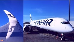 Helsinki - Shanghai Finnair Airbus A350-900  (OH-LWA)