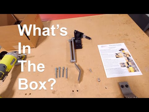 What's In The Box? - All American Mower Blade Sharpener