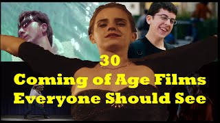 30 Coming of Age Films Everyone Should See