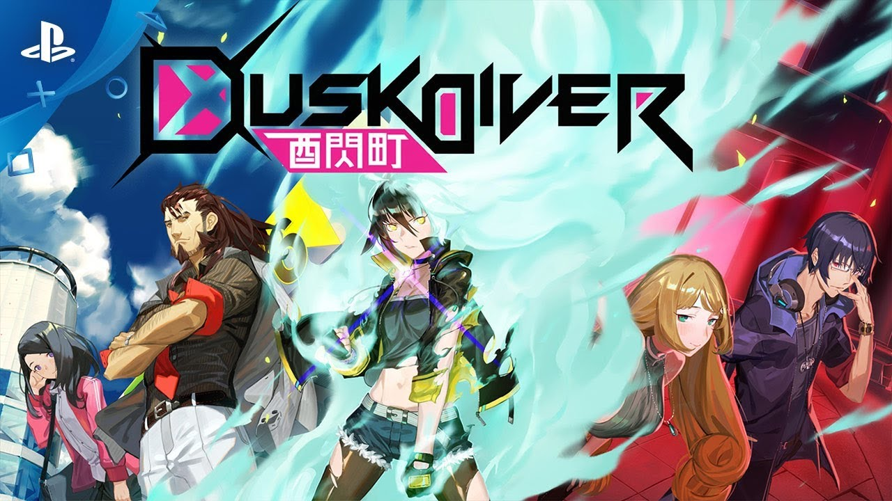 Dusk Diver - Launch Trailer   PS4