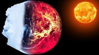 「牛の目」と呼ばれる太陽系外惑星の世界とは、どんなものだろうか?