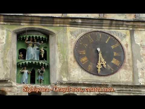 Sighisoara - Orasul meu, cetatea mea