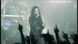 HALCA singing PRIDE HALCA VERSION japanese rock jrock THE BEST OF.