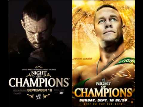 Resultados y Review WWE Night of Champions 2012