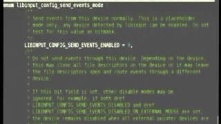 Hans de Goede -  Replacing Xorg input-drivers with libinput