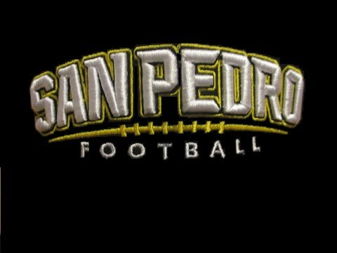 San Pedro High JV Football vs. Long Beach Cabrillo (9-7-2017)