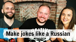 Russian Conversations 47. Street Comedy Show АРХИПЕДИЯ