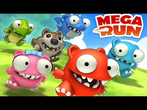 Mega Run - Redford's Adventure - Get Set Games Level 6-8