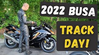 BRAND NEW 2022 Suzuki Hayabusa goes the Drag Strip
