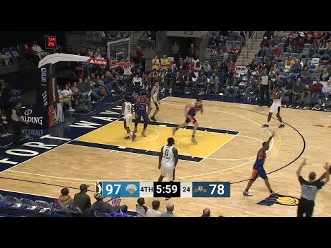 Nigel Hayes (24 points) Highlights vs. Fort Wayne Mad Ants