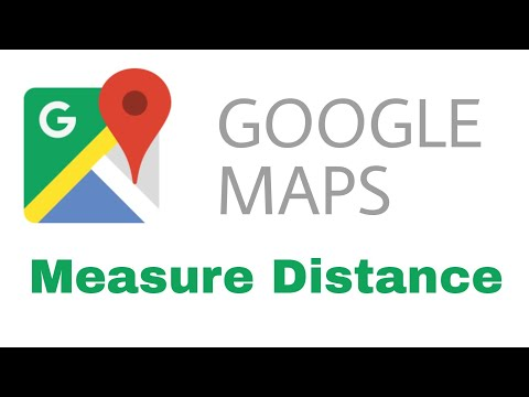 How to use Google Maps to Measure Distance on smartphones