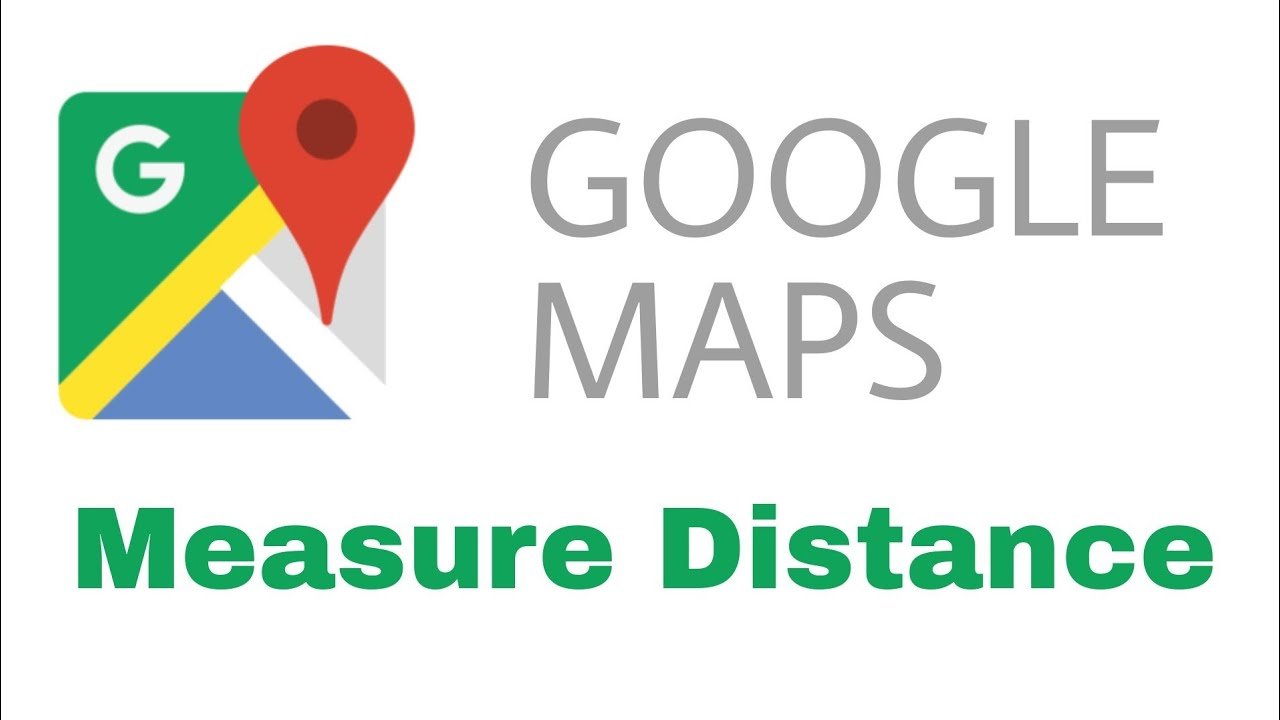 How to use Google Maps to Measure Distance on smartphones - YouTube