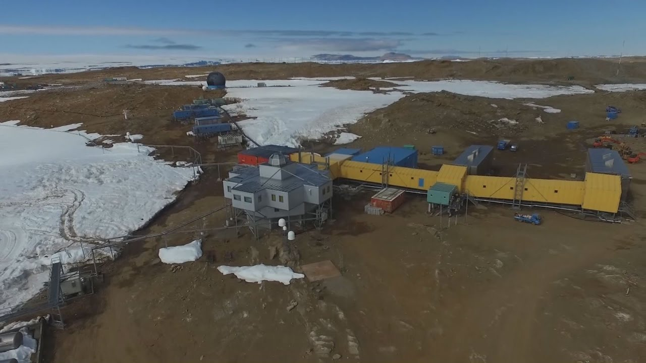 昭和基地、創設60年 日本の南極...