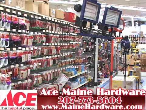 Maine Hardware, Portland, ME
