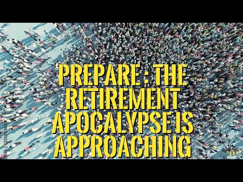 ?The Retirement Apocalypse Approaching: Baby Boomers vs. Millennials