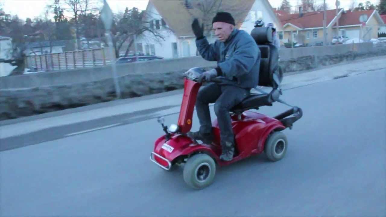 Rollator Tuning Lustig