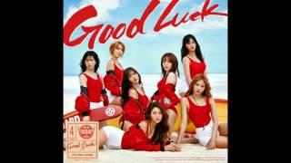 AOA - Good Luck 【Official Instrumental】