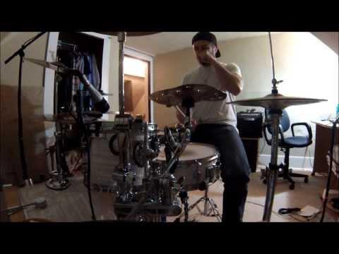 Dark Horse (Our Last Night Cover) Drum Cover